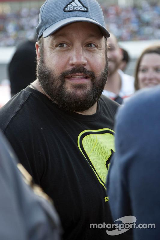 O comediante Kevin James