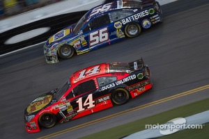 Tony Stewart and Martin Truex Jr.