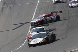#25 Grasser Racing Lamborghini LP600+: Hari Proczyk, Dominik Baumann