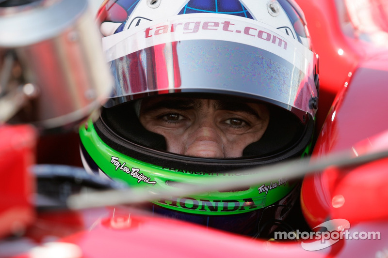 Dario Franchitti, Target Chip Ganassi Racing Honda10