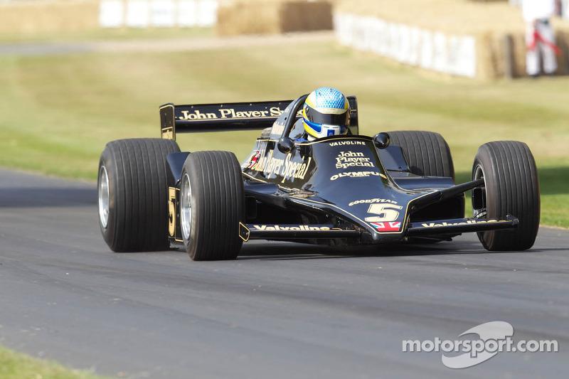 Lotus-Cosworth