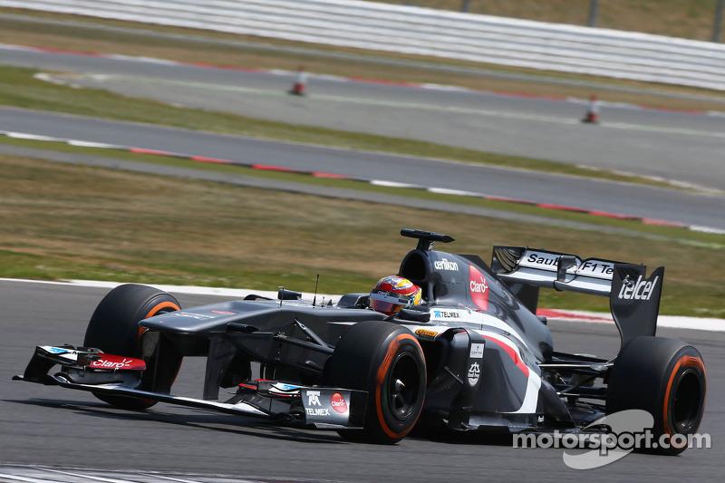 Robin Frijns, Sauber C32 Test and Reserve Driver
