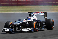 Susie Wolff, Williams FW35