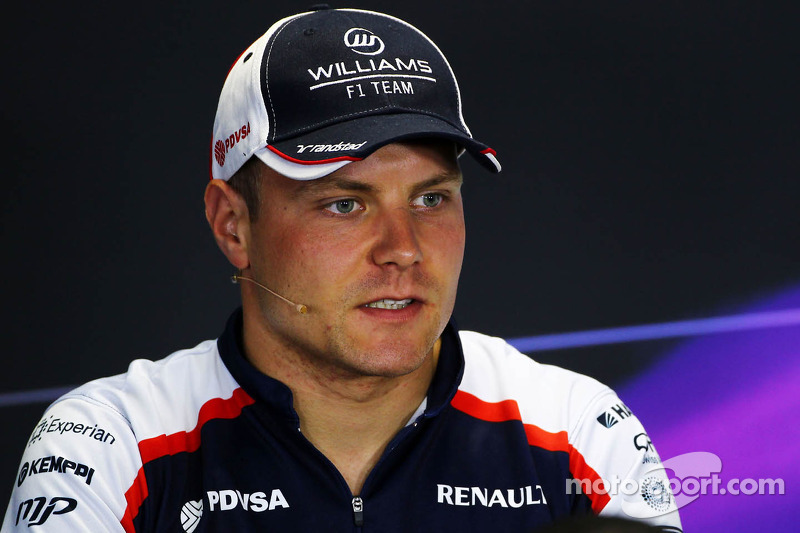2013 - Valtteri Bottas, Williams FIA basın toplantısı