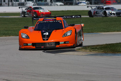 #4 8 Star Motorsports Corvette DP: Sebastian Bourdais, Emilio Di Guida