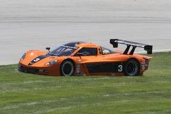 #3 8 Star Motorsports Corvette DP: Michael Valiante, Enzo Potolicchio, Stéphane Sarrazin