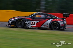 #23 JRM Nissan GT-R Nismo GT3: Peter Dumbreck, Steven Kane,Kazuki Hoshino
