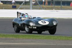 Бенджамін Істік/ Майкл Куінн, Jaguar D-Type