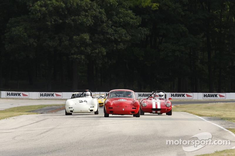 #88 1965 Porsche 356: Robert Hieb