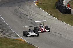 #7 1969 Eagle: Tony Adamowicz #151 1969 Surtees TS5: Mark Harmer