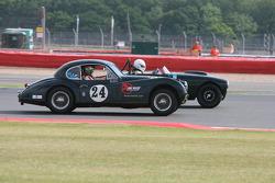 Roberts/Lucas, Jaguar XK140