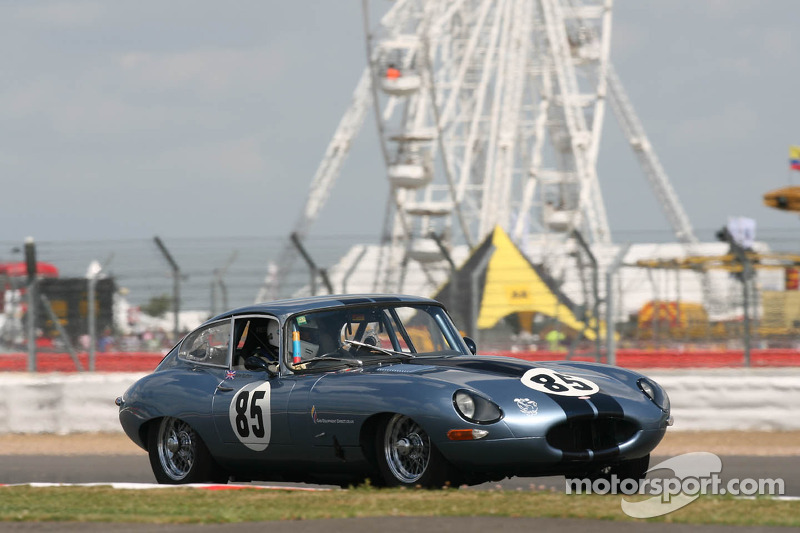 Burton, Jaguar E-Type