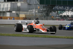 Steve Hartley, Arrows A4