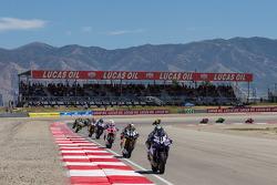 SportBike Race #1 Start