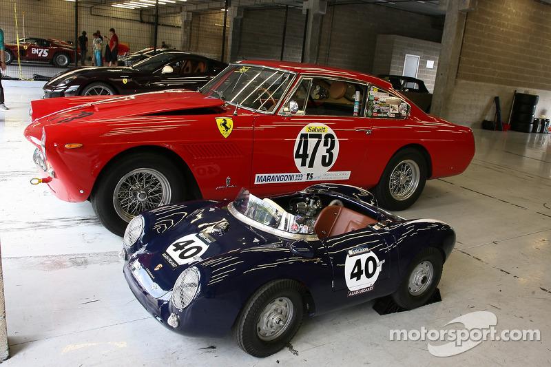 Ferrari 250 GT LWB
