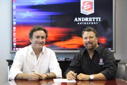 Формула Э: объявление Andretti Autosport, особое событие.