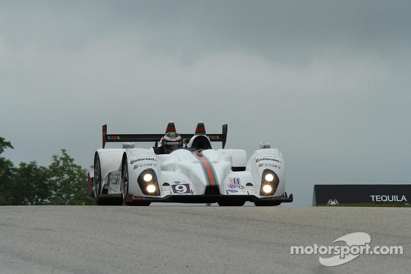 #9 RSR Racing Oreca FLM09 Chevrolet: Bruno Junqueira, Duncan Ende