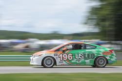 \#196 RSR Motorsports Honda Civic SI: Tom Dyer, Andrew Novich