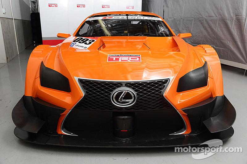 The Lexus LF-CC
