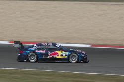 Sébastien Ogier in the Audi DTM