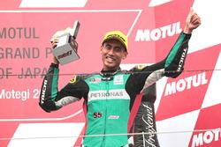 Третє місце Хафіж Шахрін, Petronas Raceline Malaysia
