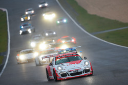 Alexander Mies, Tim Scheerbarth, Steve Jans, Marek Böckmann, Porsche 911 GT3 Cup