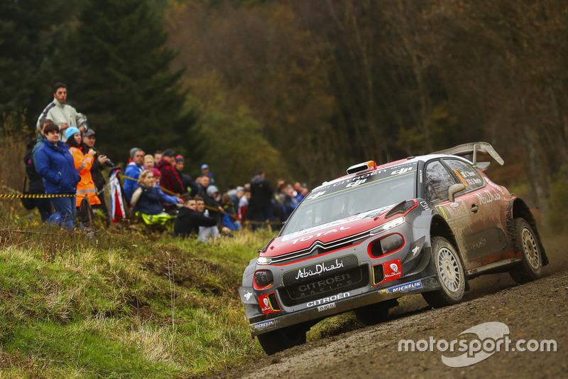 Rally Great Britain Photos - WRC Racing Event Photos