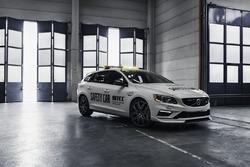 Volvo V60 Polestar WTCC Safety Car bemutató