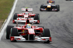 Felipe Massa, Ferrari F10 voor Fernando Alonso, Ferrari F10