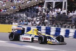 Риккардо Патрезе, Williams FW13 Renault