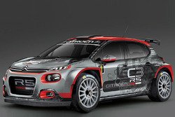 Citroen C3 R5 livery unveil