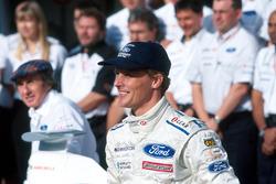 Race winner Johnny Herbert, Stewart Grand Prix