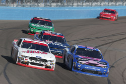 Cole Custer, Stewart-Haas Racing Ford Alex Bowman, JR Motorsports Chevrolet
