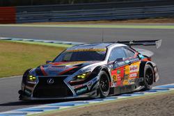 #51 LM corsa Lexus RC F GT3: Yuichi Nakayama, Sho Tsuboi