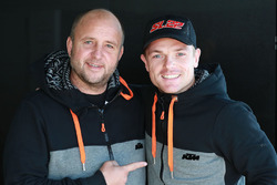 Fred Corminboeuf, Sam Lowes, CarXpert Interwetten