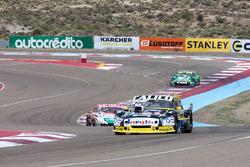 Emanuel Moriatis, Martinez Competicion Ford, Matias Jalaf, Indecar CAR Racing Torino, Diego De Carlo, Jet Racing Chevrolet