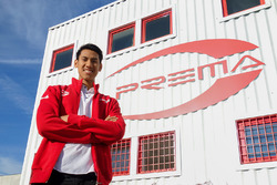 Sean Gelael Prema announcement