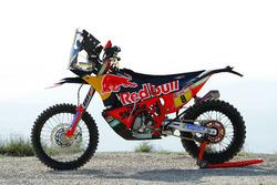 Мотоцикл Тобі Прайса, Red Bull KTM Factory Team