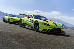 Aston Martin Vantage GTE unveil