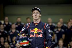Brendon Hartley, Scuderia Toro Rosso en la foto del equipo Scuderia Toro Rosso