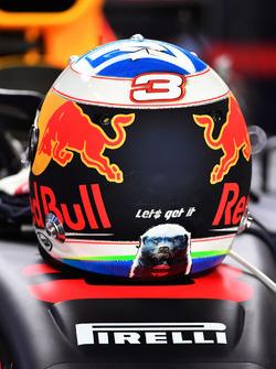 Daniel Ricciardo, Red Bull Racing helm