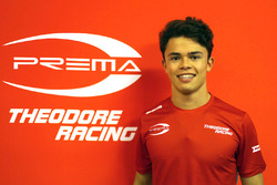 De Vries Prema Racing announcement