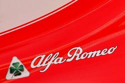 Alfa Romeo lettering