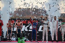 Honda Racing THANKS DAY 2017 Ceremony