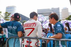 Antonio Felix Da Costa, Andretti Formula E, Jerome D'Ambrosio, Dragon Racing, Kamui Kobayashi, Andretti Formula E