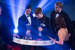 Обладатель премии McLaren Autosport BRC Award Дэн Тиктум