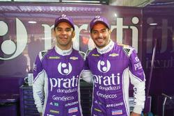 Antonio Pizzonia e Julio Campos