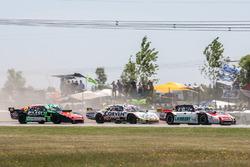 Prospero Bonelli, Bonelli Competicion Ford, Juan Marcos Angelini, UR Racing Dodge, Juan Jose Ebarlin, Donto Racing Chevrolet
