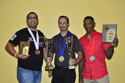 FARA MP4C Sprint Runner-Up Julio Caesar Torres y Champion Juan Paulino