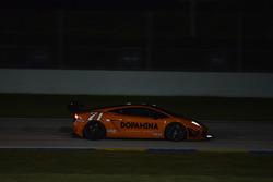 #71 MP1A Lamborghini Gallardo GT3: Sergio Lagana, Bruno Junqueira, Nik Matarangas, and William Freire of Auto + Racing